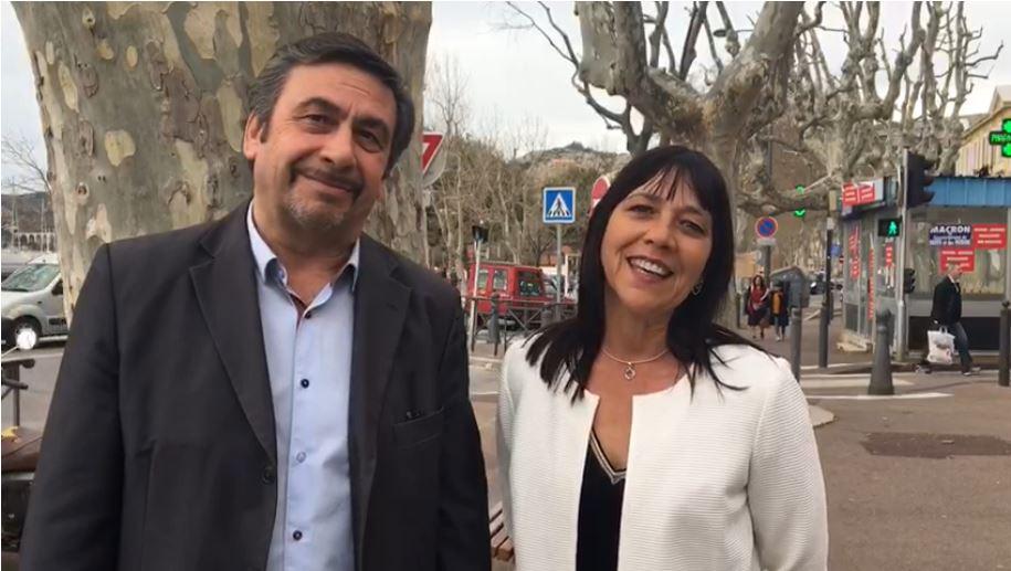 Déclaration commune<br/>de Jean-Marc Coppola <br/> et Lydia Frentzel