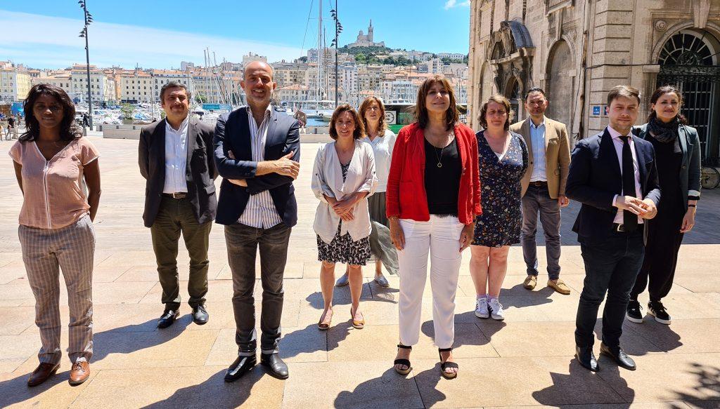 Printemps Marseillais et Debout Marseille
